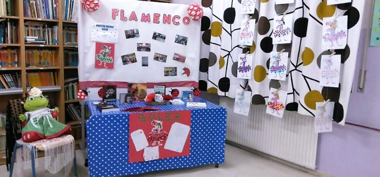 Semana Cultural del Flamenco en el CEIP Rico Cejudo