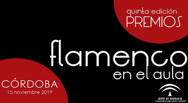 "Entrega de Premios ""Flamenco en el aula"" – 1er Premio Macarena Vega Úcles del CEIP Rico Cejudo"