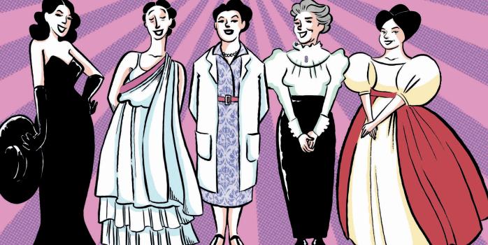 Ya tenemos ganadores del IV Concurso de Dibujo y Redacción «Mujeres científicas»